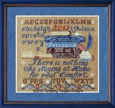 Persuasion cross stitch chart Tempting Tangles - $12.60