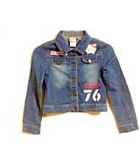 HELLO KITTY RN 55219 JERRY LEIGH - Girl's Hello Kitty Denim Jacket: M 7/8 - $12.12