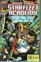 Star Trek: Starfleet Academy Comic Book #19 Marvel 1998 NEAR MINT NEW UN... - $3.99