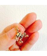 Christmas sale Frog Pendant Cool Gift for kids Gold Plated Handmade Girl... - $22.11