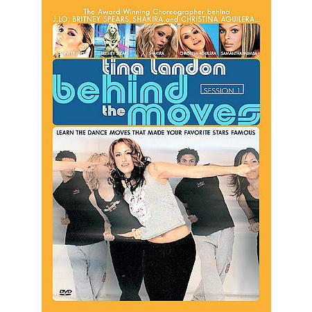 Tina Landon : Behind the Moves ; DVD Movie-Brand New & Ships FAST w/Track in USA