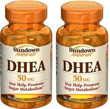 Sundown Naturals DHEA Energy Enhance Dietary Su... - $19.59