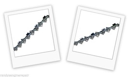 """2 LOOPS NEW Oregon 20LPX072G Chainsaw Chain 18"""" .325 .050 72 Drive Link - $33.20"""