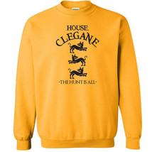 012 House Clegane Crew Sweatshirt mountain the hound game sigil thrones ... - $20.00+