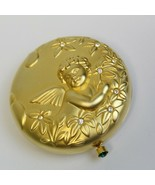 Estee Lauder Cherub Month of May Lucidity Powder Compact MIB - $44.99
