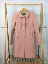 J. Crew Women's Wool Double-Cloth Carlin Coat With Thinsulate Size 0 - $69.97