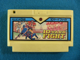 10 Yard Fight (Nintendo Famicom FC NES, 1985) Japan Import - $6.91