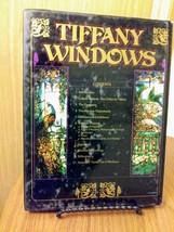 Vintage Tiffany Windows Alastair Duncan Simon and Schuster Hard Copy Coffee Tabl image 2