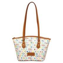 Dooney & Bourke Stephanie Bag in White / Multi - $275.00