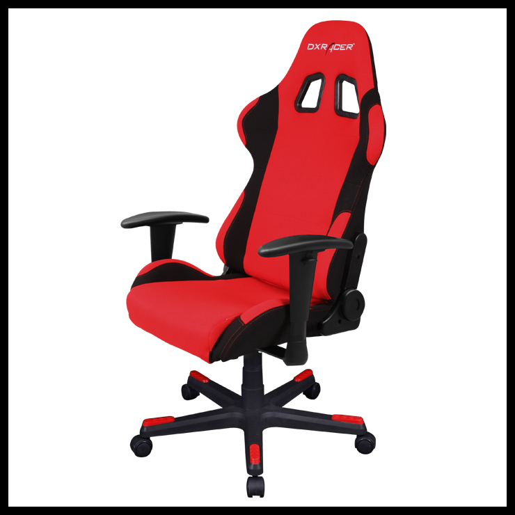 DXRACER Fd01rn Computer Chair Office Chair Sports Chair Gaming Red And Black
