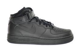 Nike Air Force 1 Mid (GS) Big Kids Sneakers Black 314195-004 - $89.95