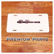 Mercedes Benz AMG 5.5 License Plate 3D New Alum... - $39.99
