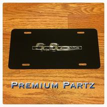 Mercedes Benz AMG 5.5 License Plate 3D New Alum... - $39.99