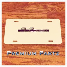 Mercedes Benz AMG 3.2 License Plate 3D New Alum... - $39.99