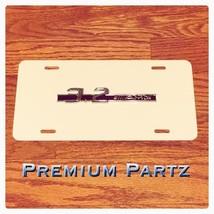 Mercedes Benz AMG 3.2 License Plate 3D New Alum... - $39.99