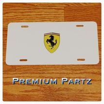 Ferrari Testarossa License Plate 3D New Aluminu... - $39.99