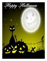 Happy Halloween Background9-Digital clipart.  - $4.00