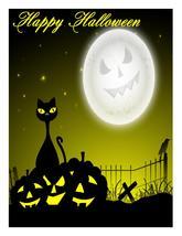 Happy Halloween Background10-Digital clipart.  - $4.99