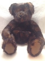 Boyds B.P. Tagalong Teddy Bear Plush Brown Back... - $39.95