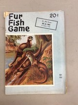 Fur Fish Game Magazine Vintage July 1956 Use All Three Articles Ads Jack... - $14.99