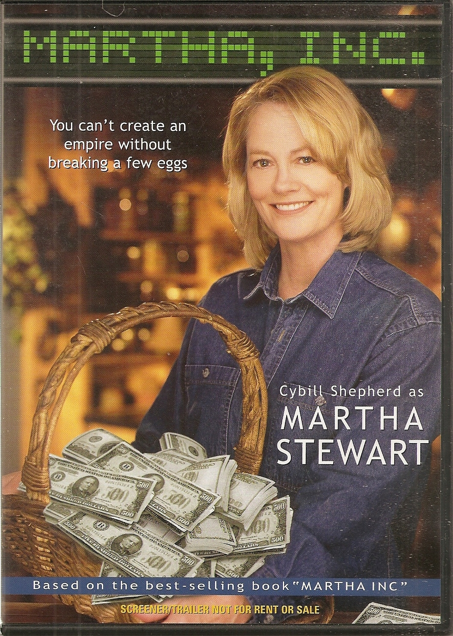 DVD--Martha, Inc.