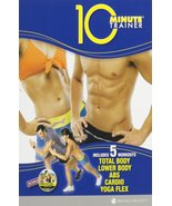 Tony Horton's 10 Minute Trainer 5 Workouts  DVD... - $35.00