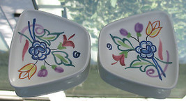 Retro : A pair of Poole Pottery Dishes - $27.98