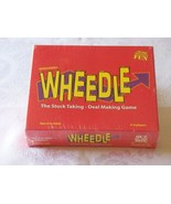 Fast Action Stock Taking Wheedle Game NIB Sealed - $9.50