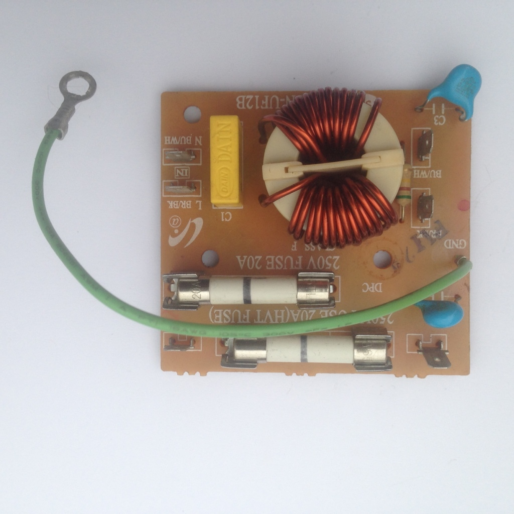 GE Microwave Oven OEM Noise Cancaeler Filter WB02X11244 - $19.00