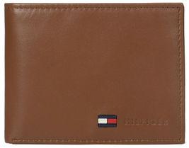 Tommy Hilfiger Men's Premium Leather Credit Card ID Passcase Billfold Wallet image 14