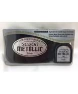 Tsukineko Stazon Metallic Fast Drying Solvent Ink Pad & Refill - NEW - $17.77