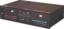 MSC 683-3595 Stereo Double Cassette Deck - $28.04