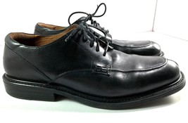 Black Leather 13316 007 Mens Florsheim Great Lakes Oxford Shoes