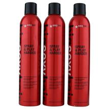 Sexy Hair Big Sexy Hair Spray & Play Harder 3 ct 10 oz  - $52.60