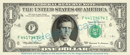 NAPOLEON DYNAMITE on REAL Dollar Bill Cash Money Bank Note Currency Dinero - $4.44
