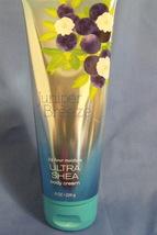 Bath and Body Works New Juniper Breeze Ultra Shea Body Cream 8 oz - $9.95
