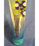 Bath and Body Works New Juniper Breeze Ultra Shea Body Cream 8 oz - $9.95