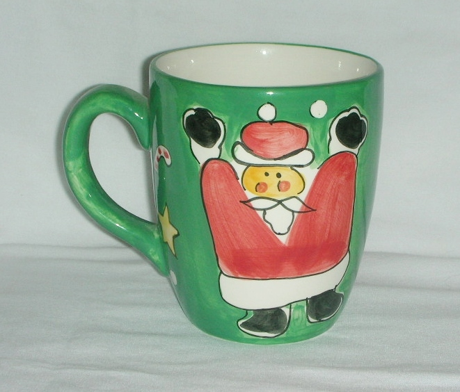 Gibson santa xl christmas mug  1