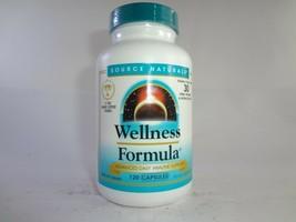 Source Naturals Wellness Formula Daily Immune Support 120 Caps - $17.72