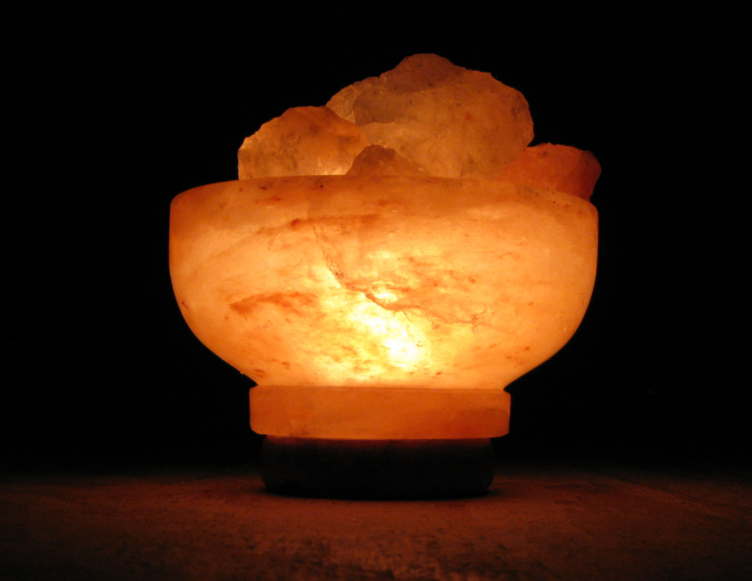 Salt Lamps In Usa : Salt Bowl for sale Only 2 left at -60%