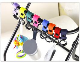 8Pcs/lot Multipurpose Hook trolley hook baby Stroller Accessories safe c... - $9.99
