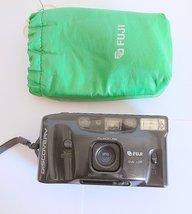 Fuji DL-180 Discovery 180 Tele 35mm Camera Fujinon Dual Lens Auto Focus,... - $19.00