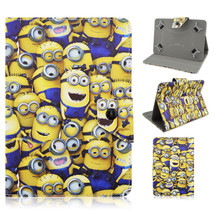 """Despicable Me Minion Minions Leather Case For 7"""" 7 Inch Double Power DOPO  - $12.99"""