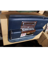 1991 CADILLAC BROUGHAM RIGHT REAR BLUE DOOR PANEL OEM USED FLEETWOOD TEA... - $189.34
