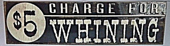 "Primary image for ""$5 Charge"" Rustic Antique Style  New Wall Art Plaque Sign Home Decor"