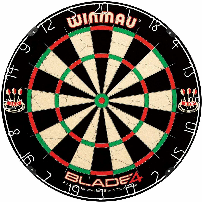 Winmau 3006 Blade 4 Dartboard Multicolour - $56.18