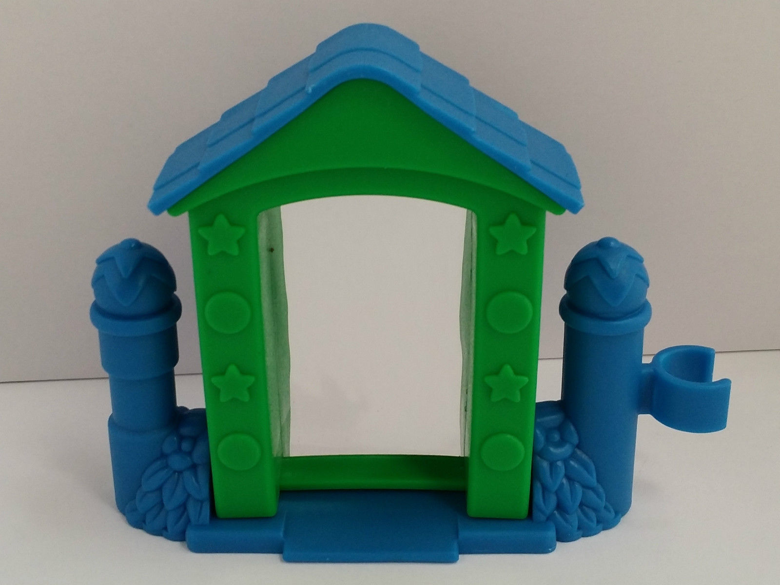 Fisher Price Little People FUN MIRROR STAND for Ferris Wheel Toy Carnival Fair