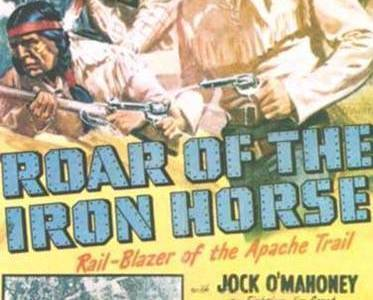 Roar of the iron horse