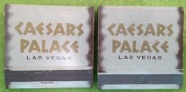 2 Vintage  Matchbooks Las Vegas Caesar's Palace Nero's Nook Circus Maximus - $6.50