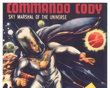 Commando Cody: Sky Marshal of the Universe, 12 Chapter Seria